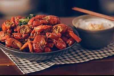 风靡全球称霸世界的麻辣小龙虾