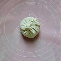 猪肉白菜馅饼的做法图解4