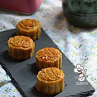广式莲蓉蛋黄月饼的做法图解23