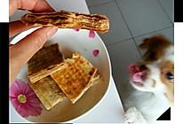 家常饼——腐乳芝麻酱千层酥饼的做法