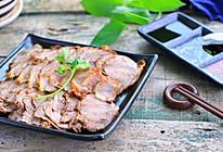 自制酱牛肉,下饭拌面味道简直无敌~的做法