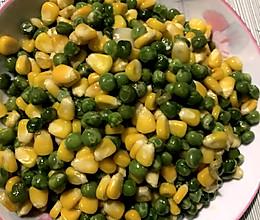 玉米甜豆的做法