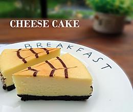 基础重芝士蛋糕,一个自带逼格的甜品,芝士惹!理科生做烘焙的做法