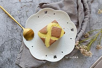 可可芝士蛋糕
