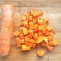 #快手又营养,我家的冬日必备菜品 #胡萝卜拌花生米的做法图解6