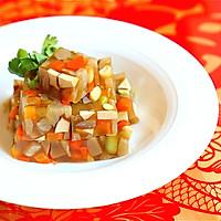老北京人过年必做必吃的老北京豆酱#盛年锦食·忆年味#的做法图解13