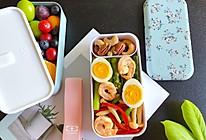 #monbento为减脂季撑腰#低脂营养减肥便当盒的做法