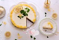 柠香榴莲冻芝士蛋糕的做法