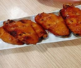 家庭版奥尔良烤翅的做法