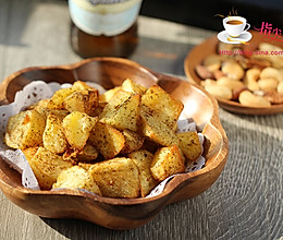 孜然土豆的做法