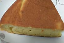 牛奶蛋糕的做法