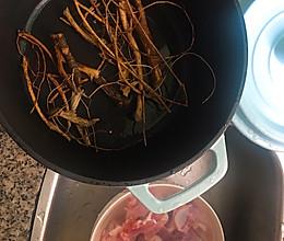 五指毛桃筒骨汤的做法
