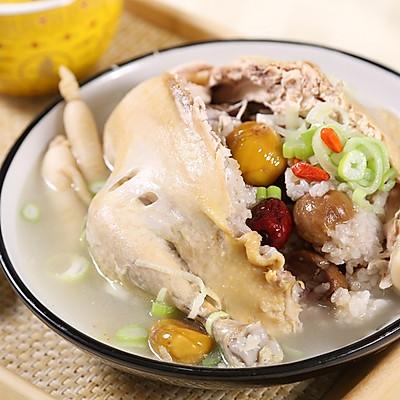 懒人版参鸡汤—捷赛私房菜