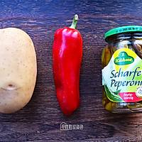 泡椒土豆丝的做法图解1