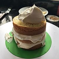 巧克力淋面蛋糕-祝自己生日快乐的做法图解22