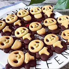 【烘焙教程】熊猫饼干,萌萌哒