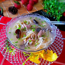 瘦肉綠豆芽湯