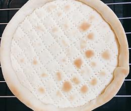 披萨饼胚  8寸的做法