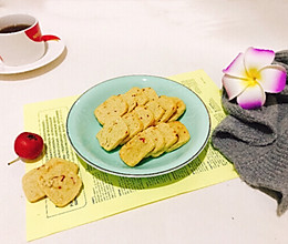山楂燕麦红薯饼干的做法
