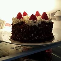 黑森林蛋糕的做法图解12