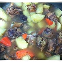 黑椒鸡腿烧土豆的做法图解10