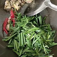 #秋天怎么吃#韭菜炒海螺肉的做法图解7