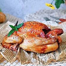 #肉食者联盟#蜜汁烤鸡