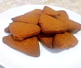焦糖饼干的做法