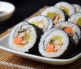 鳗鱼寿司卷 #我买新鲜味#的做法