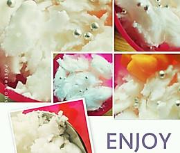 酸奶绵绵冰的做法