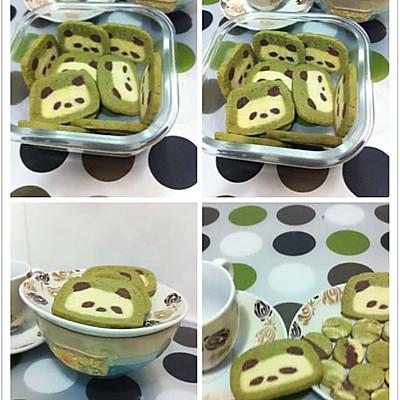 熊猫饼干--囧萌囧萌的熊猫