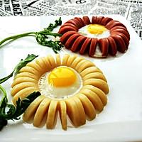 早餐香肠煎蛋的做法图解6