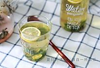 青柠冷泡茶——夏日特饮#百吉福食尚达人#的做法