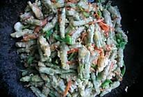 炒蒸菜的做法