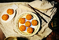 #合理膳食 营养健康进家庭#香甜软糯南瓜饼的做法