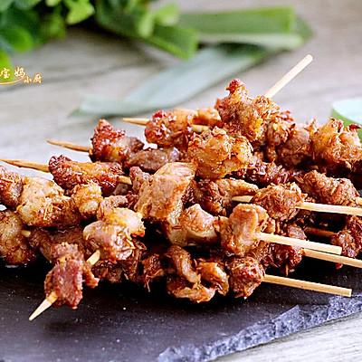 内蒙古羊肉串