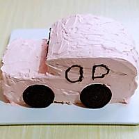 小汽车蛋糕#晒出你的团圆大餐#的做法图解22