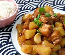 猪肉炖土豆的做法