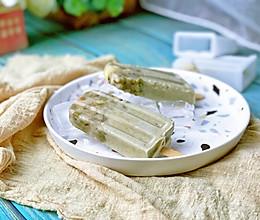 无添加的快手奶香绿豆棒冰的做法