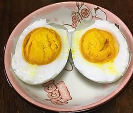 国民美食咸鸭蛋,妈妈的老方子