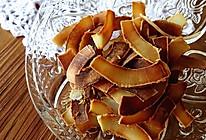 香烤椰子脆片#自己做更健康#的做法