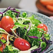 蔬菜沙拉|二叔食集