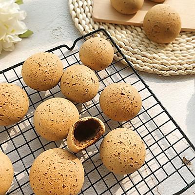 咖啡麻薯恐龙蛋