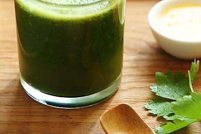 蜂蜜芹菜苹果汁