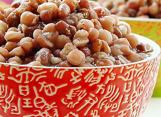 冰糖红豆薏米粥