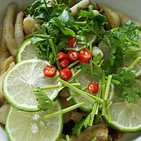 #一人一道拿手菜#小清新柠檬鸡爪的做法图解8