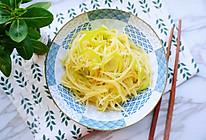 尖椒土豆丝·制作简单百吃不厌的快手菜的做法