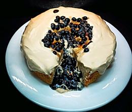 #令人羡慕的圣诞大餐#波霸珍珠奶茶海盐爆浆蛋糕的做法