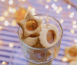 #精品菜谱挑战赛#玻璃糖饼干的做法