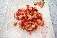草莓真果粒(草莓牛奶)的做法图解3